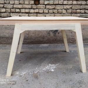 میز زاویه خام