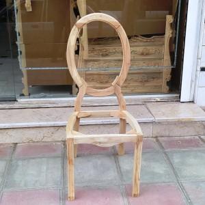 تولید کننده صندلی پشت بیضی یا ستاره خام