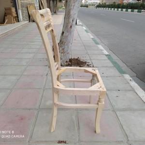 صندلی جدید هتل مدل ققنوس خام