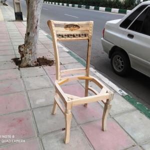 صندلی ققنوس خام