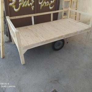 تولیدی تخت سنتی ساده خام