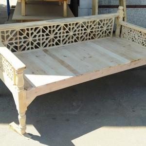 تولید کننده تخت های سنتی مشبک خام