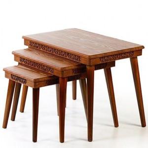 تولید کننده میز عسلی و جلومبلی سپیدار
