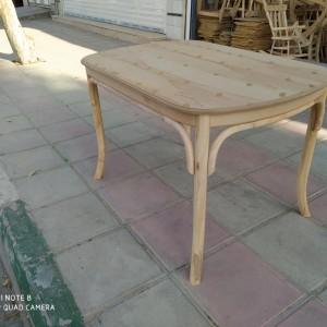 تولید میز لهستانی خام