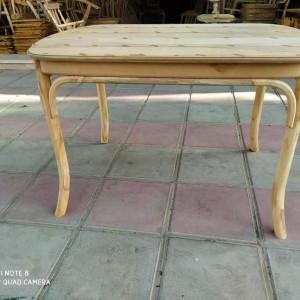 میز لهستانی خام