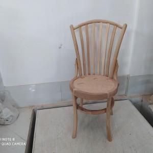 فروش صندلی لهستانی طاووسی خام