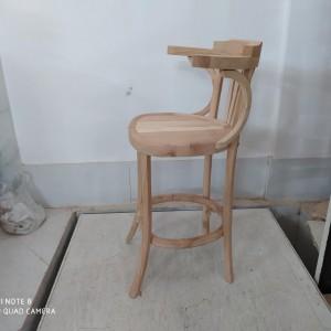 ساخت صندلی اپن لهستانی دسته دار خام