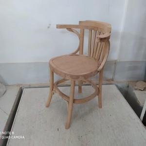 فروش صندلی لهستانی دسته دار خام