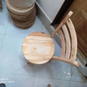 فروش صندلی کف چوب راش خام