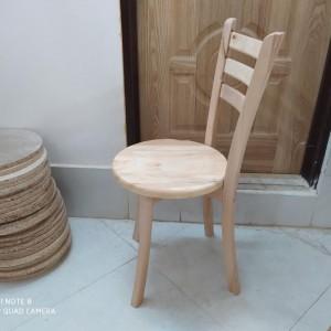 سازنده صندلی کف چوب راش خام
