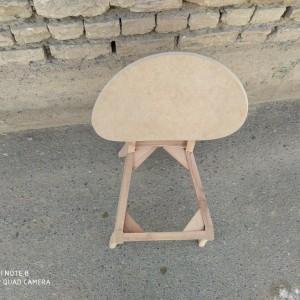 تولیدی صندلی النا راش خام
