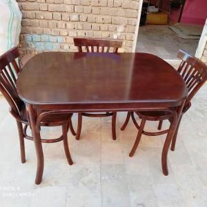 تولیدی میز و صندلی لهستانی آماده