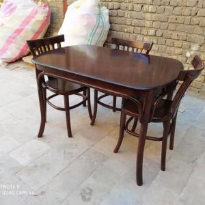 خرید صندلی و میز لهستانی آماده