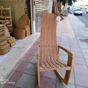 صندلی گهواره ای و راک راش دیپلمات