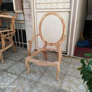 پخش کننده صندلی راش لوگانو خام
