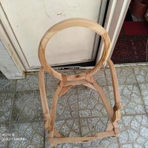 فروش صندلی لوگانو راش خام