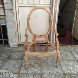 سازنده صندلی خام لوگانو راش