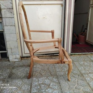 تولید کننده صندلی لگانو راش خام