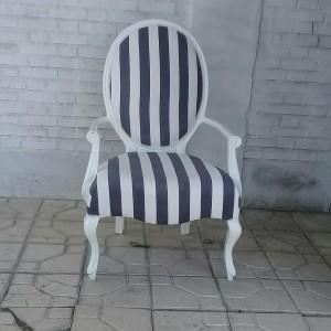تولیدی صندلی لوگانو راش خام
