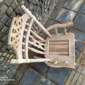 صندلی کف حصیری مدل سام
