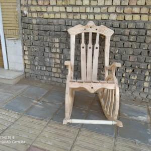تولیدی صندلی گهواره ای مدل شقایق