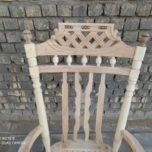 ساخت صندلی راک خام پازل