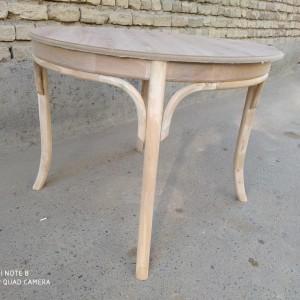 فروش میز و صندلی لهستانی خام