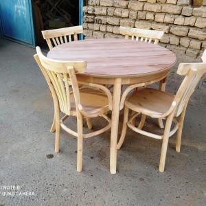 بزرگترین پخش کننده صندلی و میز لهستانی گرد خام
