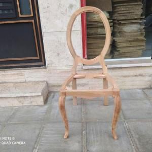 تولید کننده صندلی لوگانو ساده خام