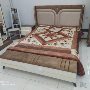 تخت خواب صادراتی مدل آرمین