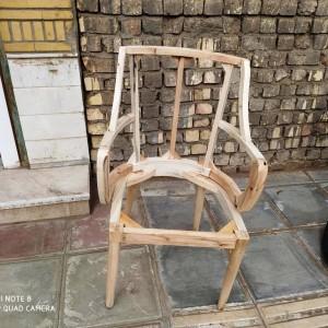 ساخت صندلی جدید چکاوک خام