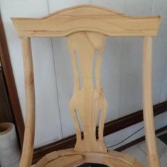 تولید صندلی سناتور تاج دوردار راش