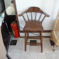 صندلی اوپن دسته دار آماده