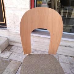 تولید صندلی نعل اسبی
