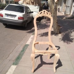 خرید صندلی شعله توسکا