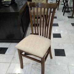 فروش صندلی شش تیره با میز ماهان