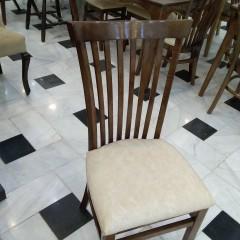 صندلی شش تیره با میز ماهان