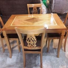 میز و صندلی 4 نفره معرق ناهید