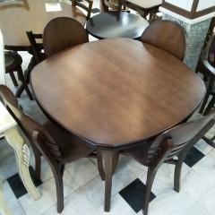 میز مدل پارسا با صندلی مروارید کد 1512