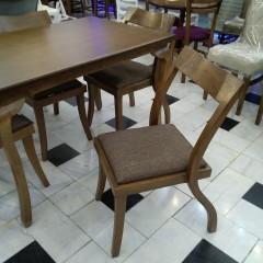 میز چپندر با صندلی درنا