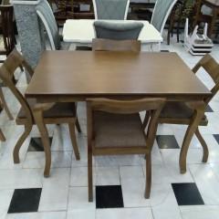 تولید صندلی درنا راش با میز سیفل
