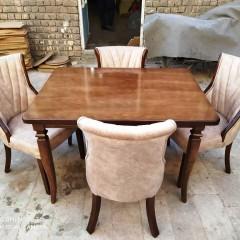 تولید میز مکعبی با صندلی هکتور
