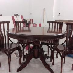 میز عروس با صندلی سناتور