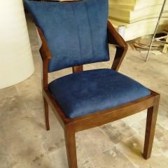 فروش میز لوله ای با صندلی پیچک راش