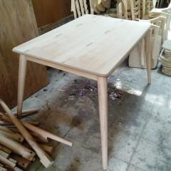 میز لوله ای راش