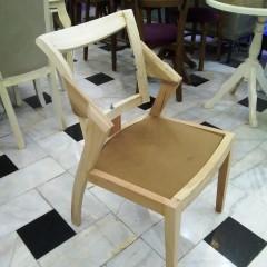 تولید صندلی پیچک راش