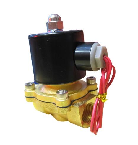 شیر برقی آب هوا روغن سبک 3/4 2W-200-20