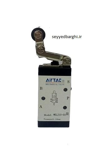 میکرو سویچ 1/4 AIRTAC شاخکی برگشت خلاص ایرتک اصل AIRTAC