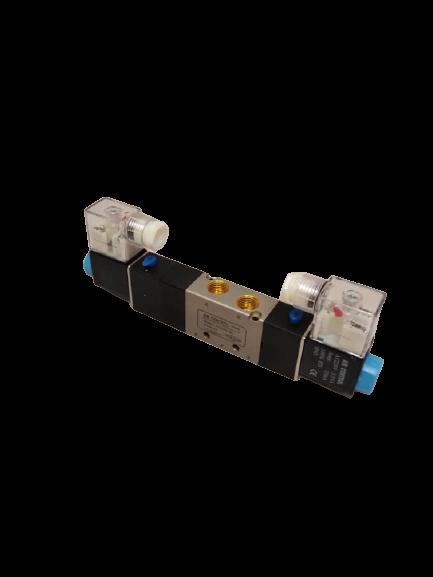 شیر برقی 1/4 3-5 دو بوبین 4V230-08