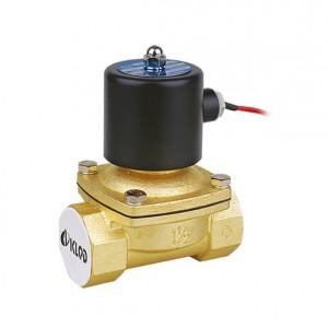 شیر برقی 1/2 آب هوا روغن سبک KLOD 2W-160-15 اصل